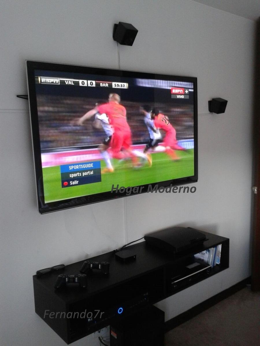 Muebles Para Tv Flotante 145 000 En Mercado Libre # Muebles Para El Xbox