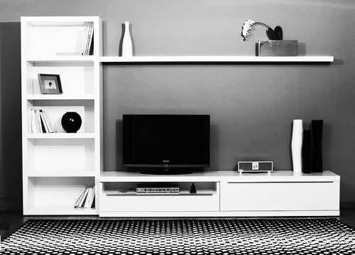 Muebles Para Tv Modernos Bs 9 96 En Mercado Libre