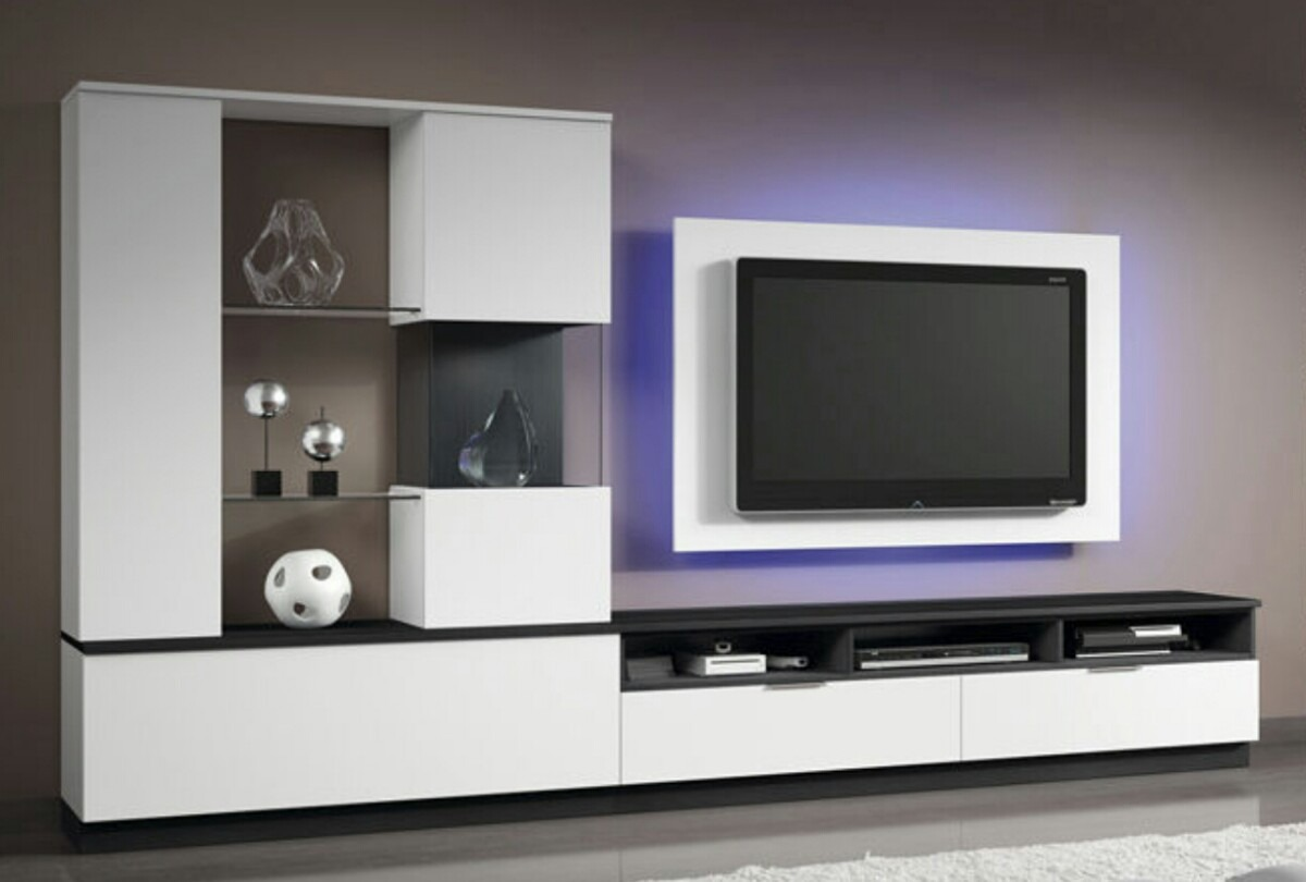 Muebles para tv y centros de entretenimiento u s 100 00 for Muebles modulares modernos para tv