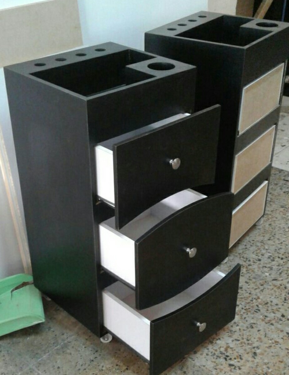 muebles peluqueria auxilares - $ 160.000 en mercado libre - Muebles De Peluqueria