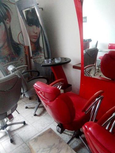 muebles  peluqueria en perfectas condiciones completa