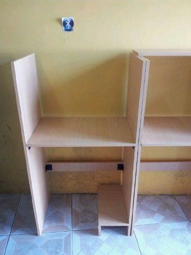 muebles puestos cyber modulares internet computador credito