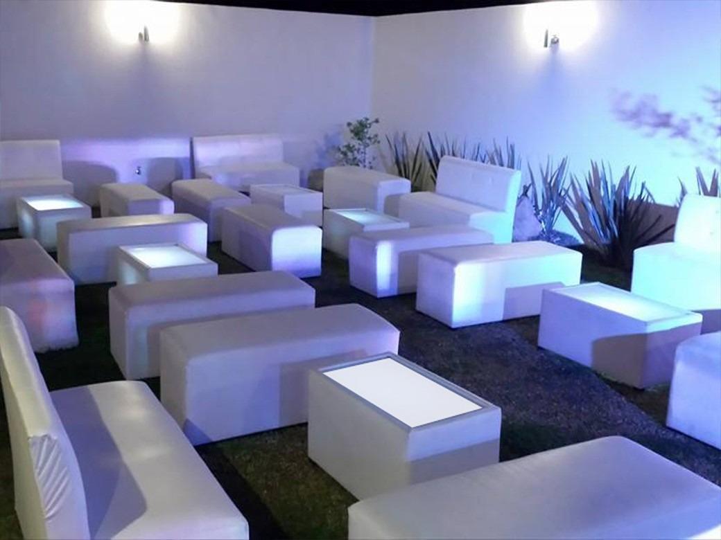 Muebles Puff Para Sala, Dormitorio En Cuero Mesas De Centro - S/ 40 ...