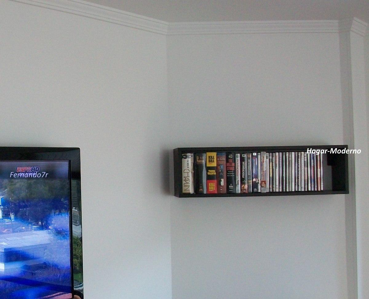 Muebles Repisa Organizadora Pel Culas Juegos Xbox One Ps4  # Muebles Para El Xbox