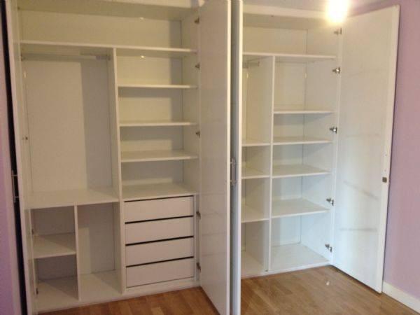 Muebles roperos closets de melamine s 799 00 en for Closet en melamina modernos