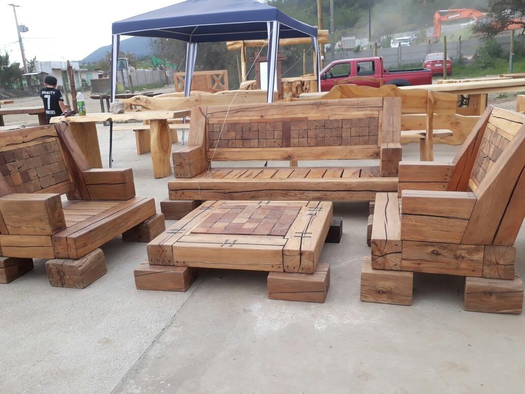 Muebles Rusticos 100000 En Mercado Libre - Fotos-muebles-rusticos