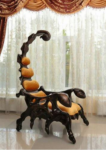 muebles rústicos con diseños originales