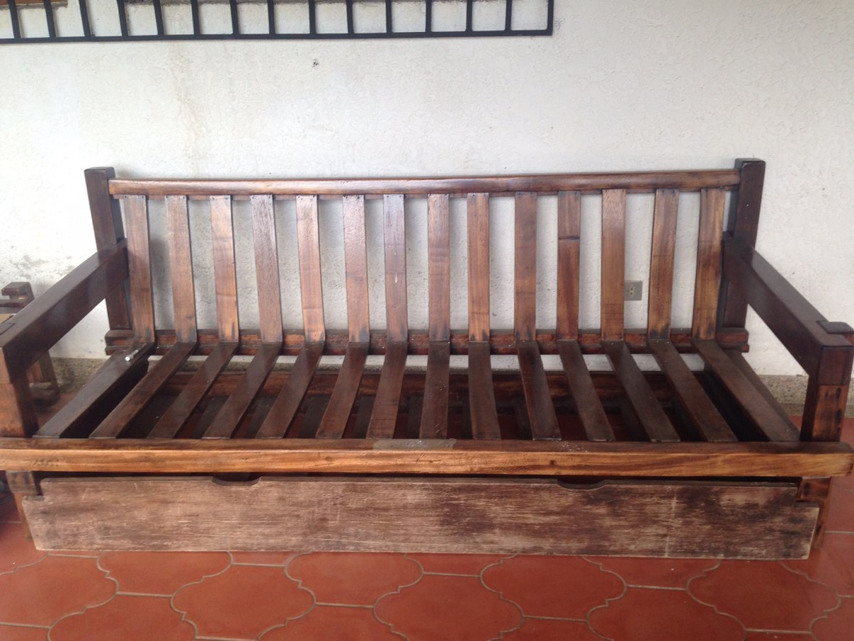 Muebles R Sticos De Madera Bs En Mercado Libre
