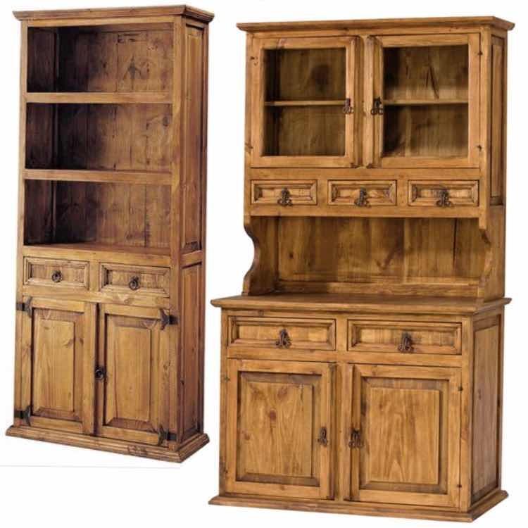 Muebles r sticos de madera muebler a r stica tienda for Muebles rusticos en madera