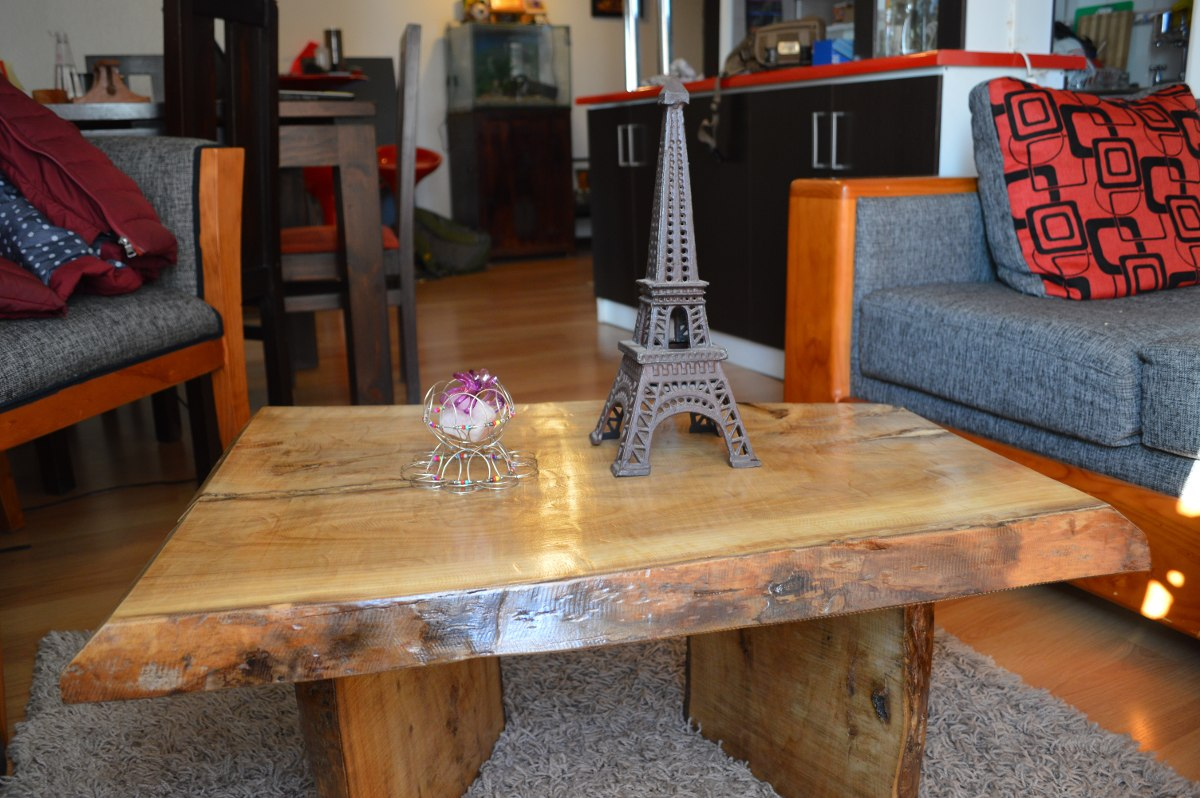 Muebles r sticos de madera nativa en mercado libre for Muebles rusticos de madera