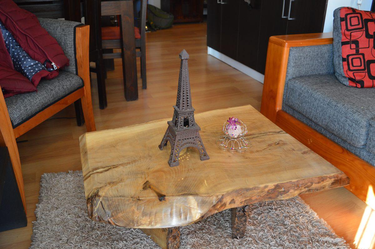 Muebles r sticos de madera nativa en mercado libre for Muebles rusticos