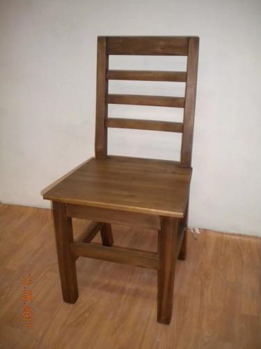 muebles rusticos en tigre mesa cerealera comedor 1.40x0.80