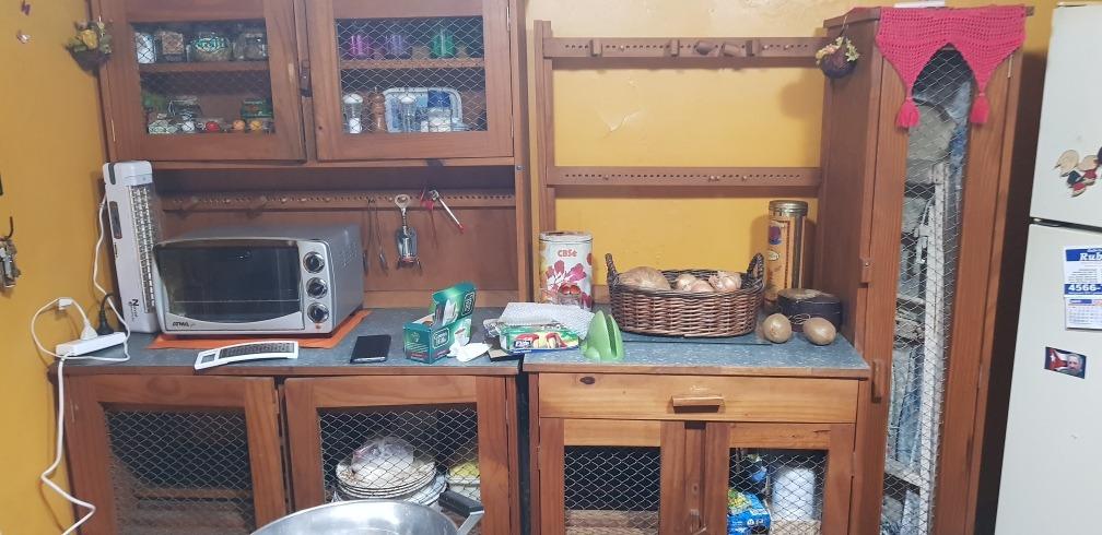 Muebles Rústicos Para Cocina - $ 1.900,00 en Mercado Libre
