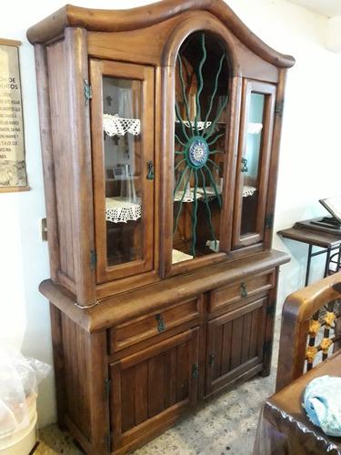 muebles rusticos usados