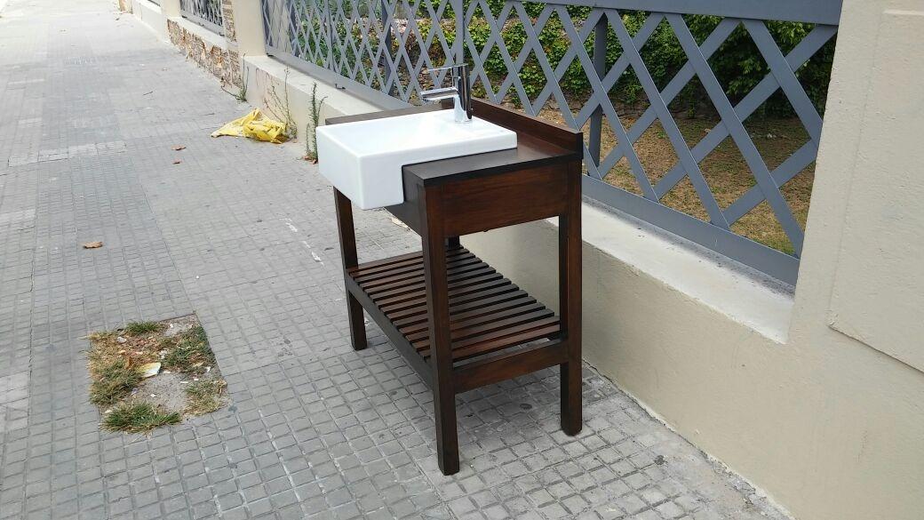 Muebles para bano en mercado - Muebles de bano rusticos ...