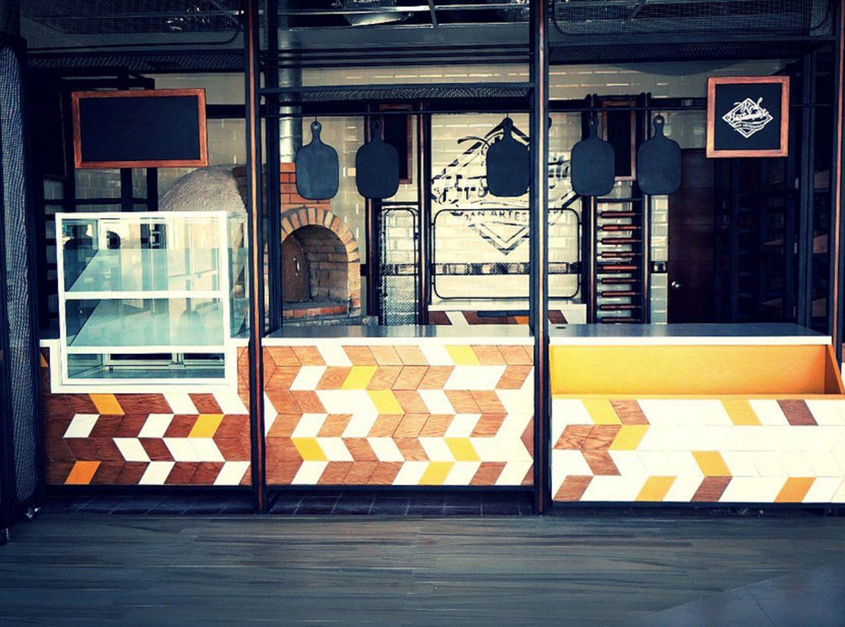 Muebles sobre dise o para bares restaurantes en todo for Todo sobre muebles