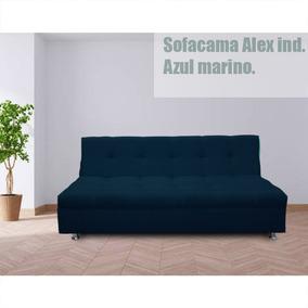 b5dab7e2a99ca Sofa Cama Azul - Muebles para Muebles para Salas en Mercado Libre México