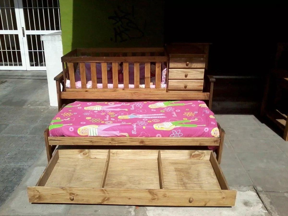 Muebles De Pino Camas Cuchetas Todo Para Tu Dormitorio En  # Muebles Tigre Infantiles