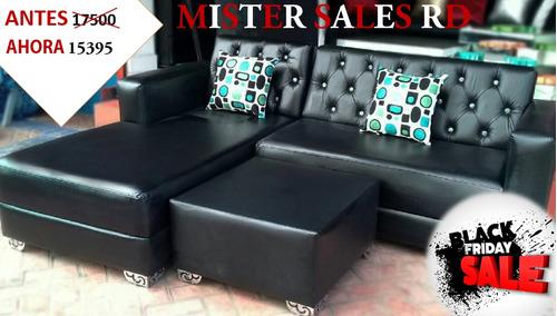 muebles tipo l nuevos fabricados hay mismo garantía
