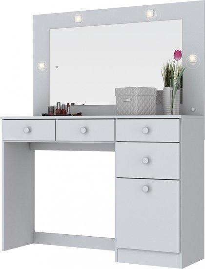 muebles tocador con espejo y luces mobelstore