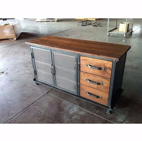 Muebles Tv Cocina Industrial - $ 14.500,00 en Mercado Libre