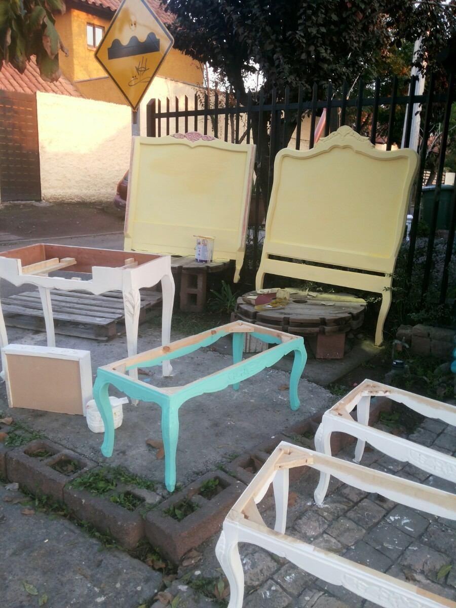 Muebles vintage antiguos en mercado libre for Muebles retto