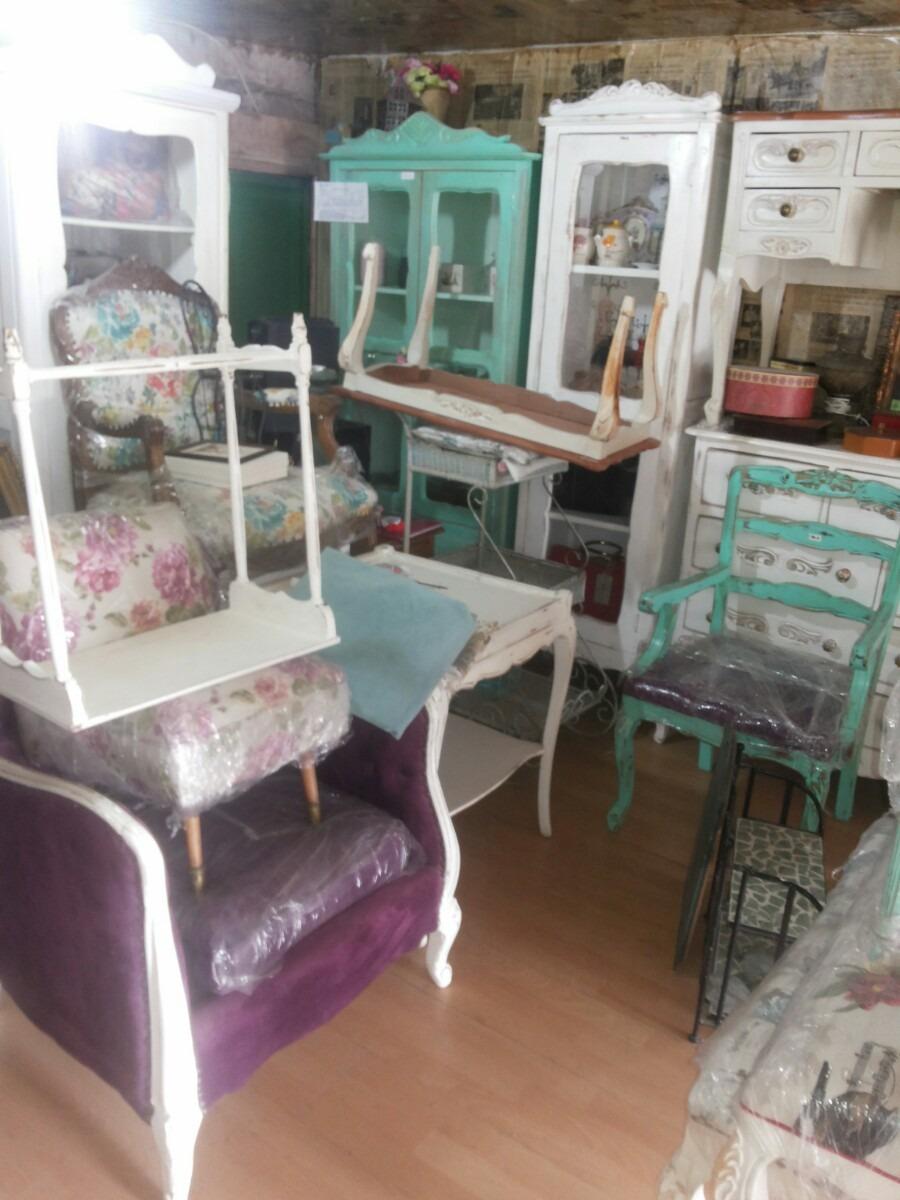 Muebles vintage antiguos en mercado libre for Muebles santiago