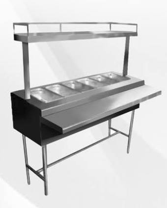 Muebles y articulos d acero inoxidable a los mejores for Muebles en acero inoxidable bogota