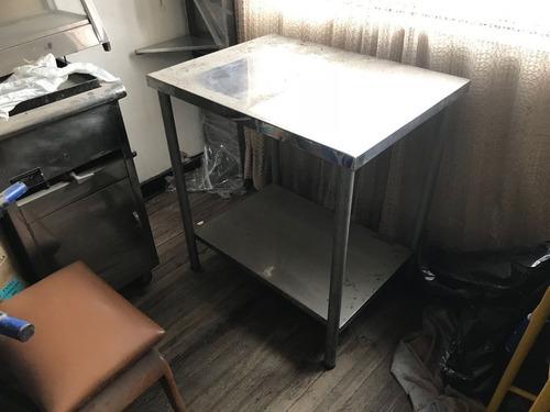 muebles y electrodomésticos para negocio de comidas rápidas