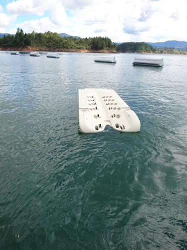 muelle para moto acuatica