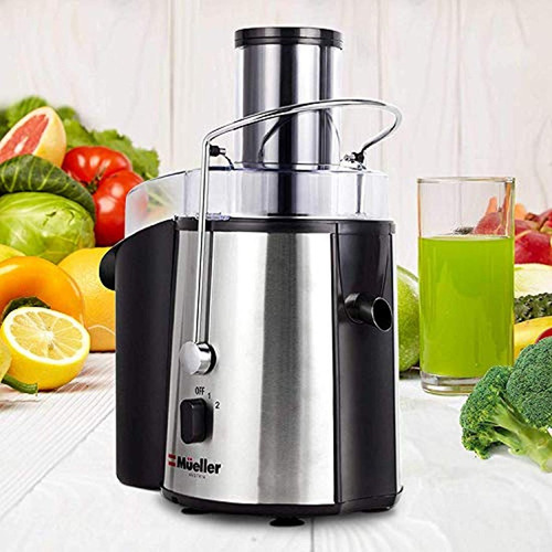 mueller austria juicer ultra 1100w power, easy clean extract