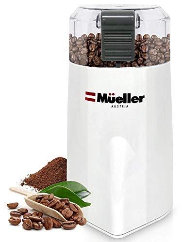 mueller hypergrind cafetera eléctrica precisión molino tr