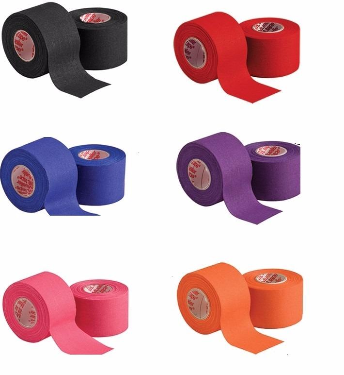 Mueller m tape colores tela adhesiva para atletas 62 for Cinta de tela adhesiva