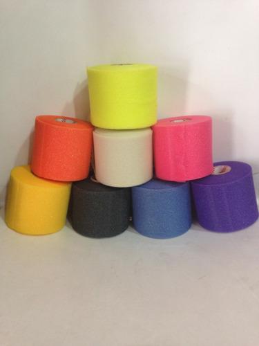 mueller under wrap under tape tela de cebolla bajo vendaje