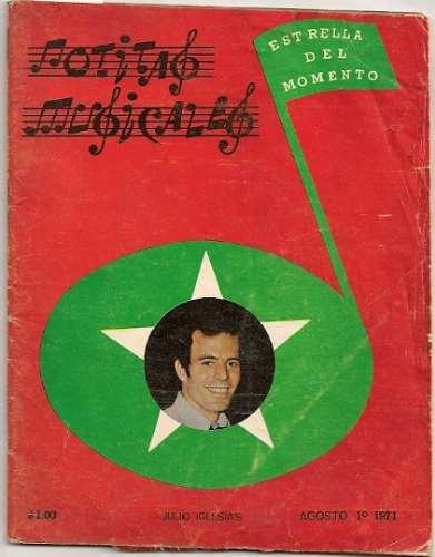 muerte de jim morrison revista notitas musicales ago 1971
