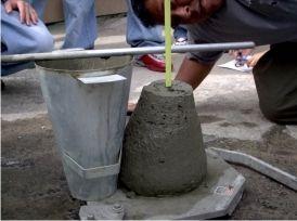 muestreo y ensayo de concreto