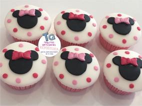Muffins Cupcake Minie Cumpleaños