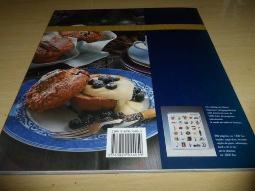muffins - receitas caseiras - le cordon blue