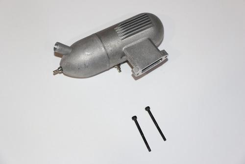 muffler para motores aviastar .46,.53 e .61 .