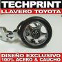 Llavero Tuning Toyota Aro + Llanta Yaris Rav 4 Auris Avensis