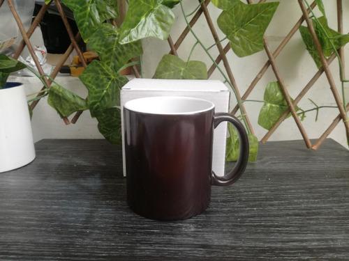 mug mágico para sublimación