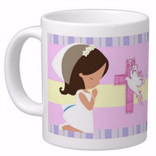 mug personalizado con caja publicitario comunion regalos