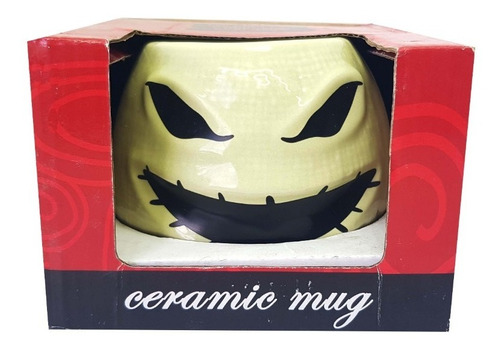 mug taza pocillo jack skellington the nightmare before