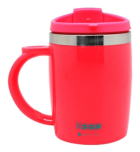 mug térmico classic 400ml keep