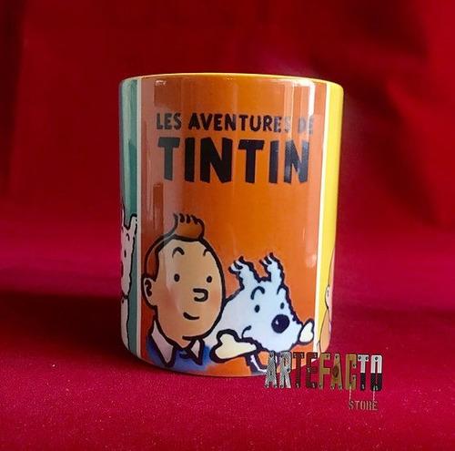 mug tintín