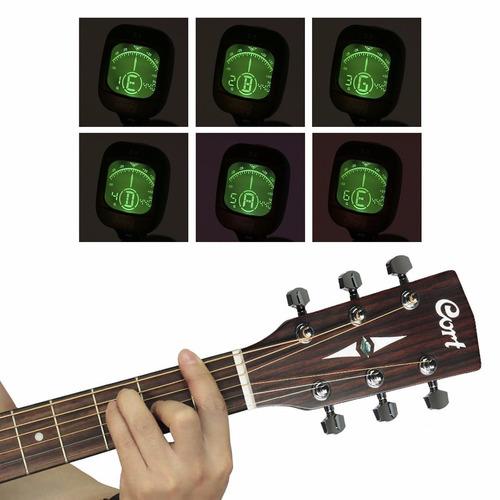 mugig clip-on tuner for guitar,ukulele,bass,violin,mandolin,
