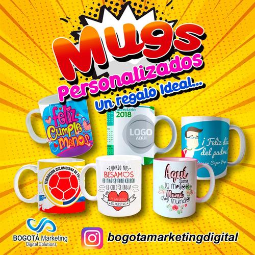 mugs personalizado