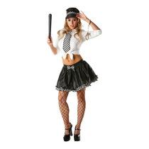 Traje De Policía - Kit De Adulto Señora Tutu Cop Uniforme