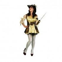 Halloween Costume Pirate - Mcc Capitán Nauti Muchacha Mujer
