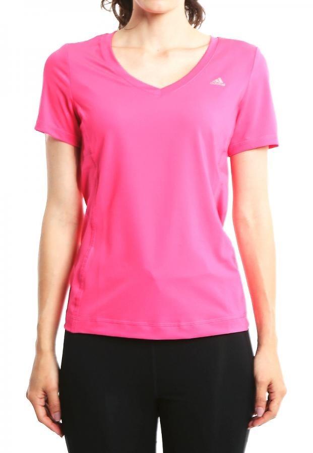 98b03adabae Playera Deportiva Mujer adidas Original Rosa -   399.00 en Mercado Libre